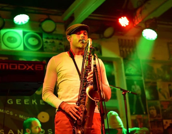 "$50 Donation - Sax Lessons with Kenny Bundy @ The Pharm + Guest List for ""Oakland For Mauna Kea"""