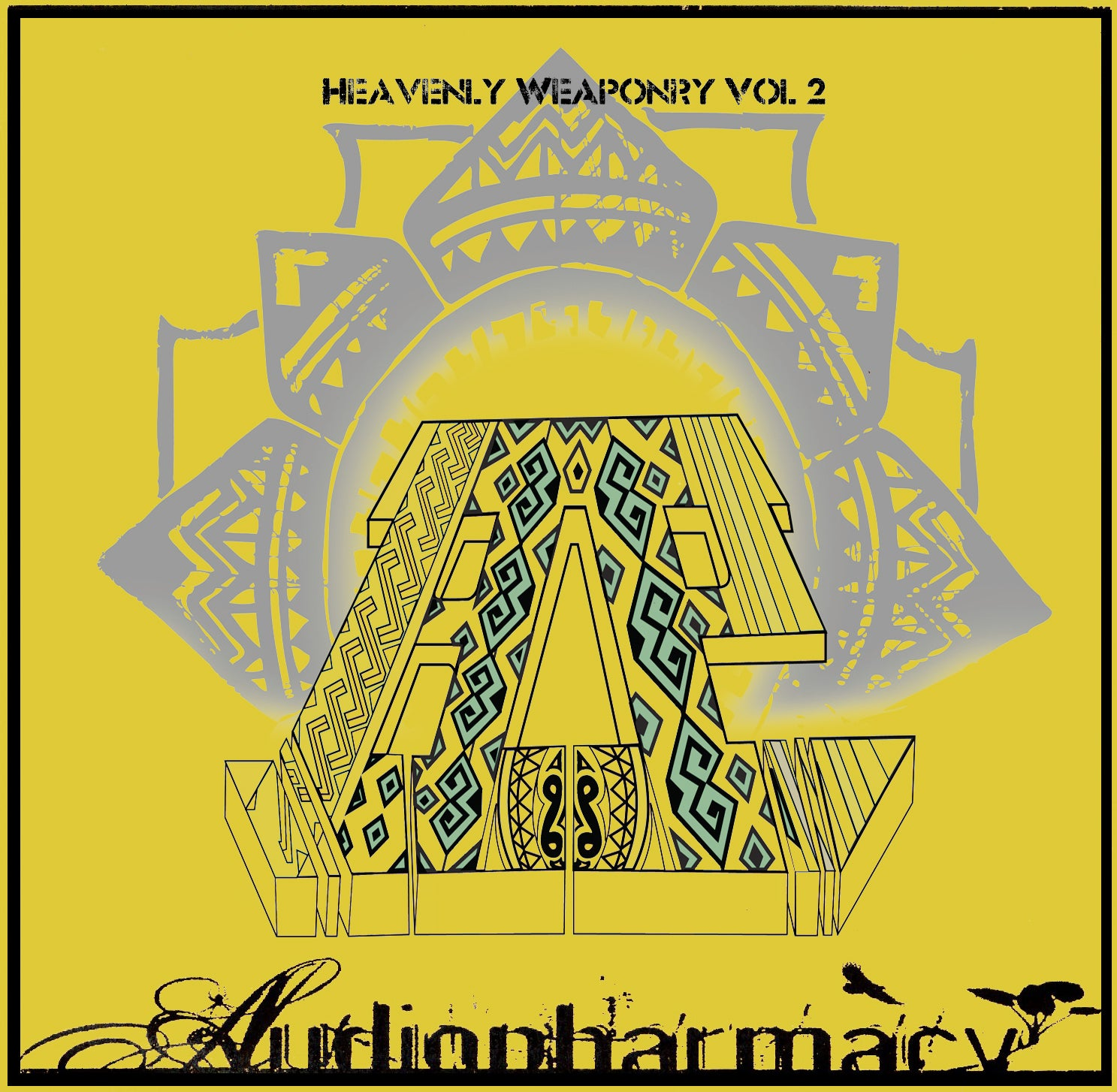 Audiopharmacy Prescriptions - Heavenly Weaponry 2