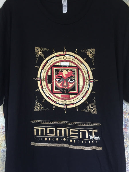 MOMENT LIMITED COLLECTIBLE SWAG BAG! SIGNED PICTURE VINYL, AUDIO/VIDEO DOWNLOAD CARD, HANDMADE ART JOURNAL, T-SHIRT, STICKERS...(Scroll Down for Audio Player)