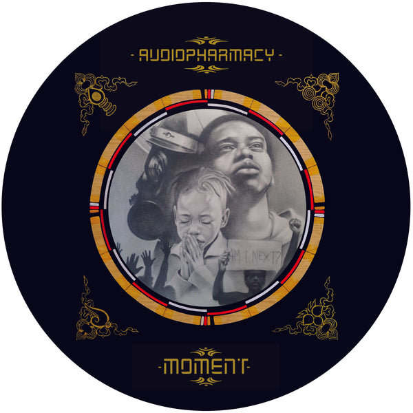 $100 Donation - MOMENT LIMITED PICTURE VINYL SWAG BAG