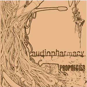 AUDIOPHARMACY - PROPHECIES VINYL E.P.