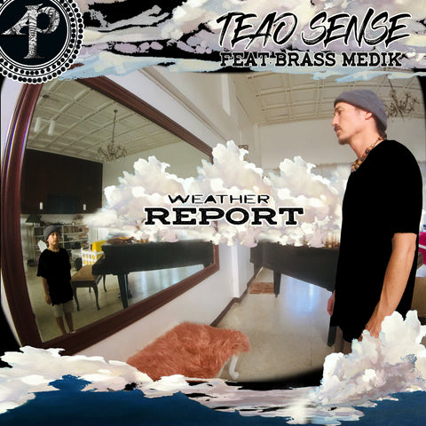 "Teao Sense feat. Brass Medik - ""Weather Report"" (single download)"
