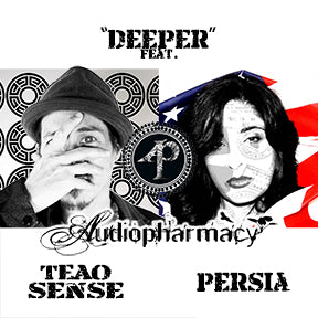 "SINGLE (Download): Persia & Teao Sense - ""Deeper"""