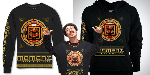 Moment Long sleeve shirt (art by MamaWisdom1, design by Teao Sense)