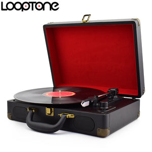 Bluetooth Turntable by Looptone