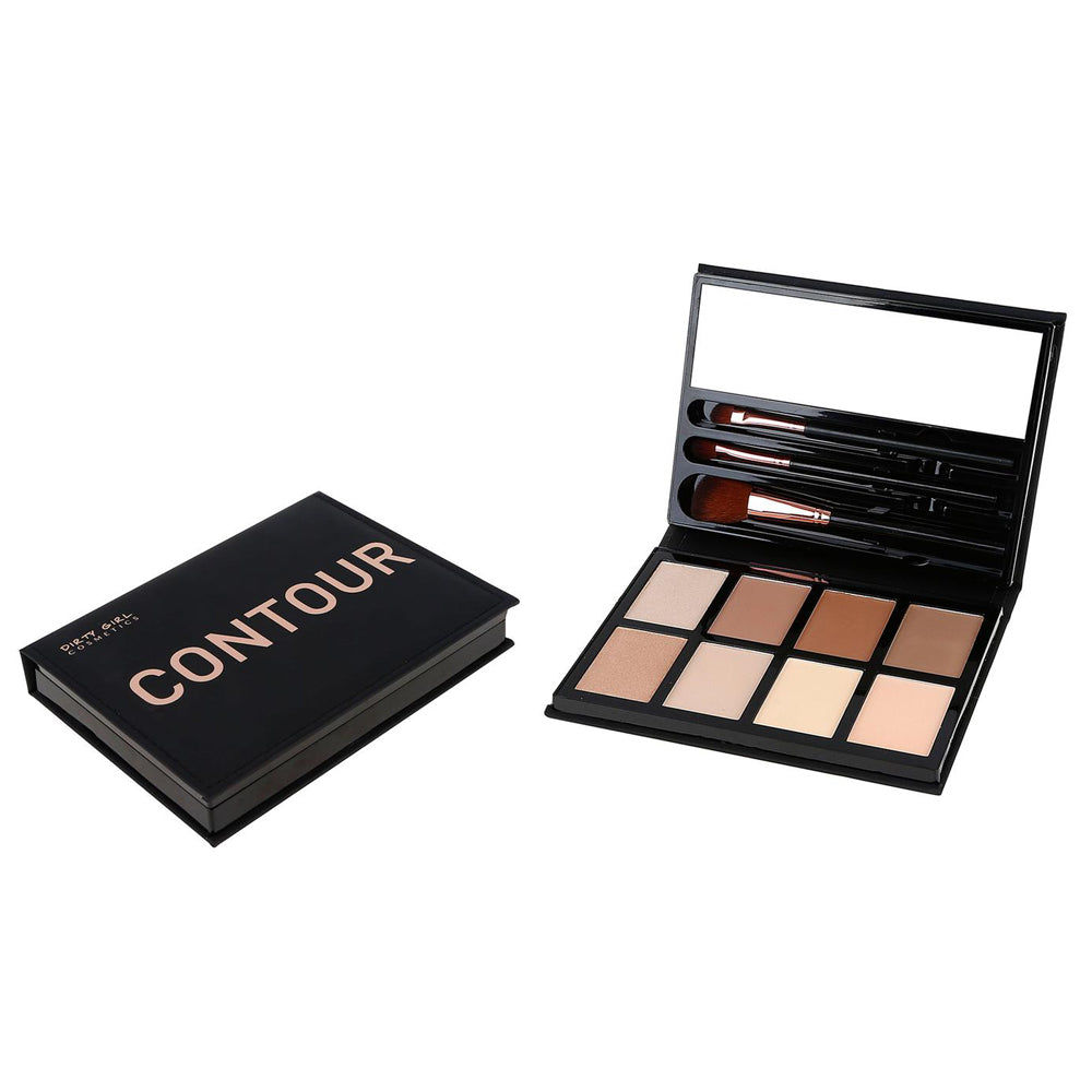 Contour Highlighter and Bronzer Kit
