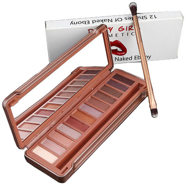 Naked Blushed nudes Shadow Palette
