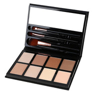 Dirty Girl Cosmetics Naked Contour Highlighter and Bronzer Kit with Brushes - Dirty girl cosmetics