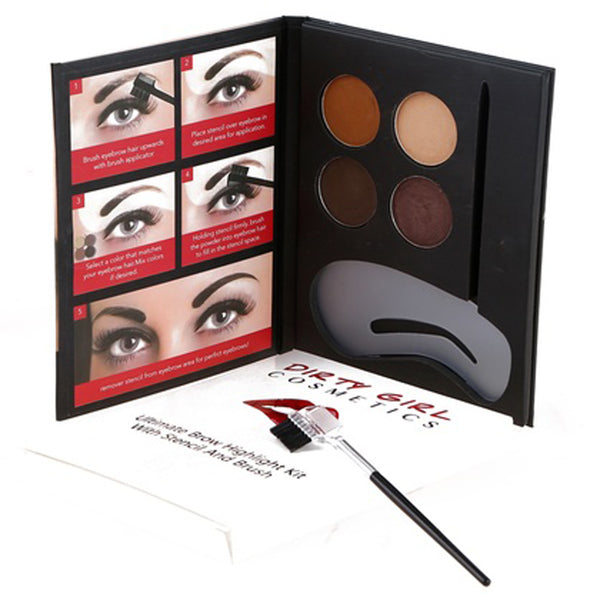 Thick and full brow kit