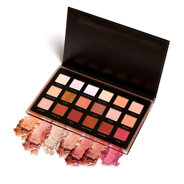 Desert Sun Eyeshadow Palette - Dirty girl cosmetics