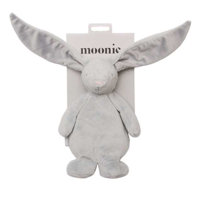 Moonie Sensory Cuddle - Silver