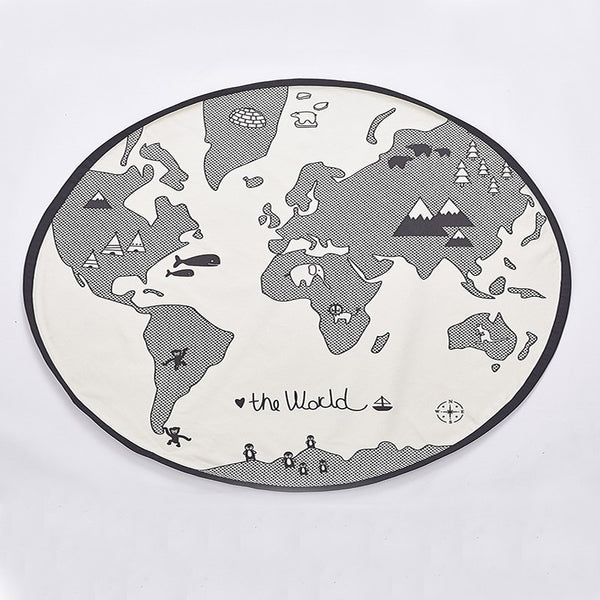 The World Play Mat Mimibear