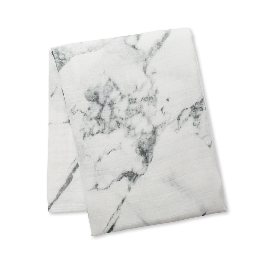 Bamboo Swaddle Blanket - Marble