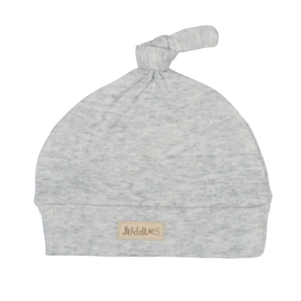 Hat - Pale Grey Fleck