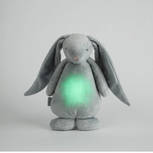 Moonie Bunny - Cry Sensor Baby Sleep Aid - Silver