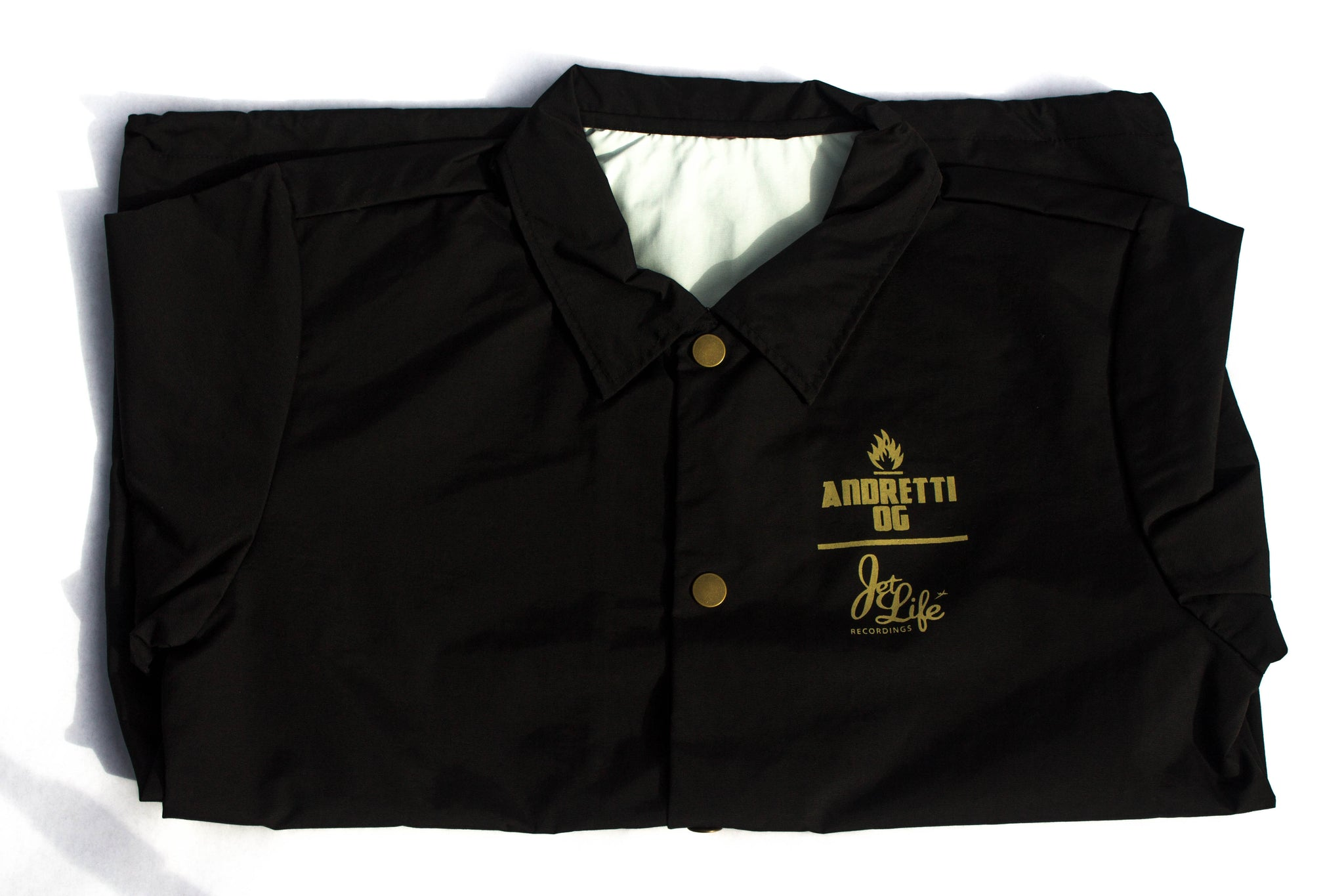 Andretti OG Flame Windbreaker