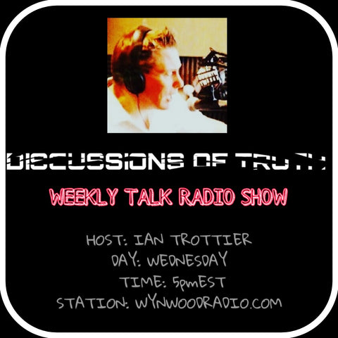 WynwoodRadio.com.  Discussions of Truth.