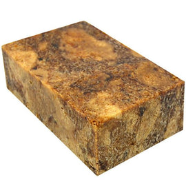 African Black Soap. All Natural SLS Free 120g.