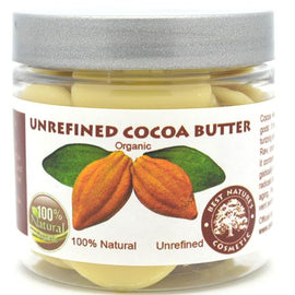 Cocoa Butter Organic Wafers Unrefined
