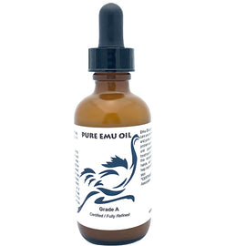 Emu Oil Fully Refined