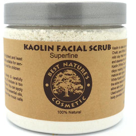 Kaolin Facial Scrub Superfine