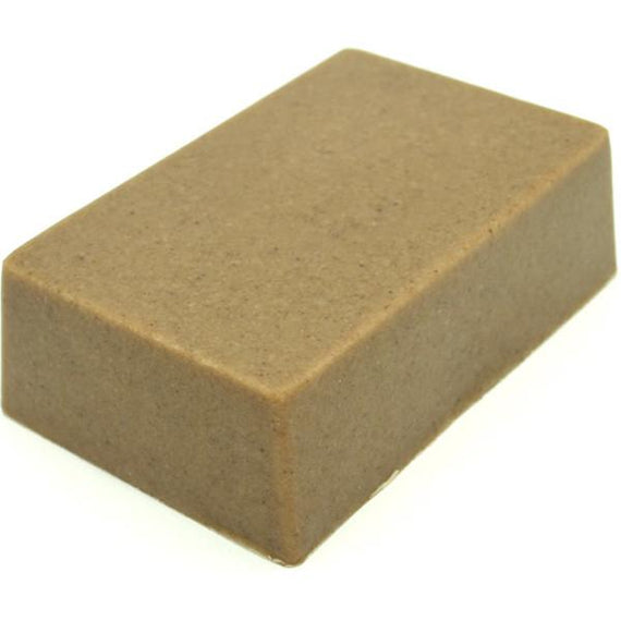 Moroccan Rhassoul clay soap bar. All Natural SLS Free 120 g.