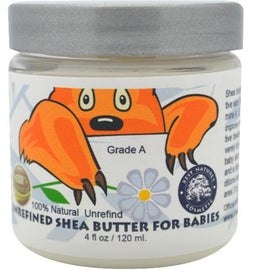 Shea Butter For Babies Beige 4oz / 120ml