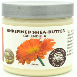 Shea - Calendula Butter 4oz / 120ml