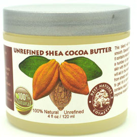 Unrefined Shea Cocoa Butter