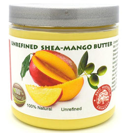 Shea Mango Butter Moisturizing Blend 4oz / 120ml