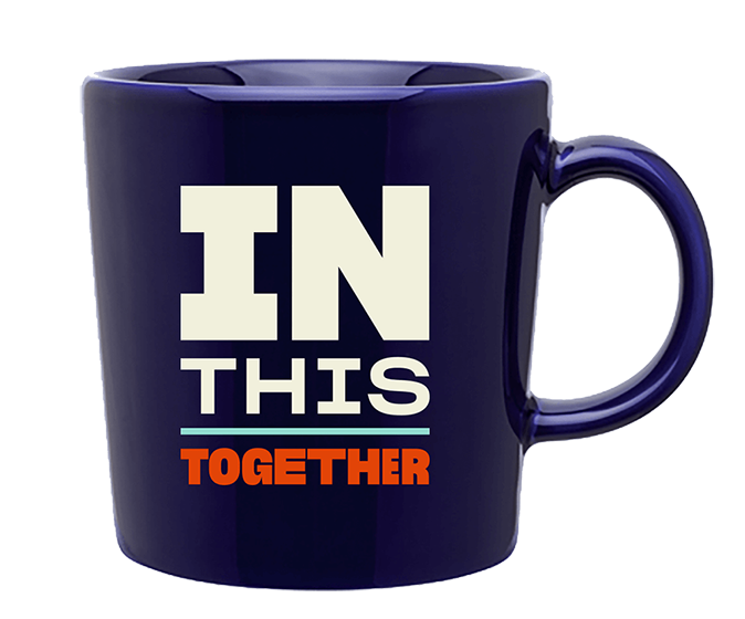 In This Together Mug