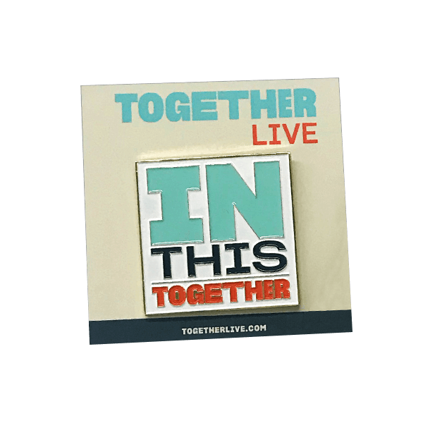 In This Together Pin