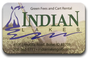 Indian Lakes Gift Card