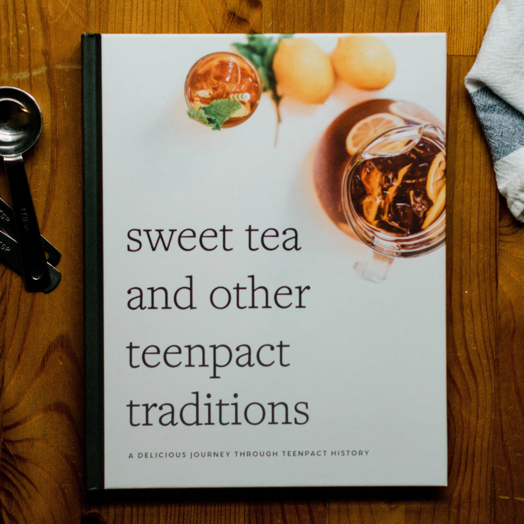 The TeenPact Cookbook