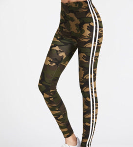 Fly rock leggings