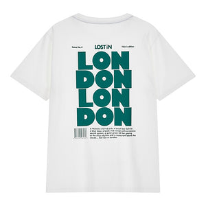 LOST iN London t-shirt