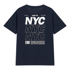LOST iN NYC t-shirt