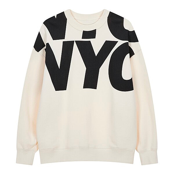 LOST in NYC sweater