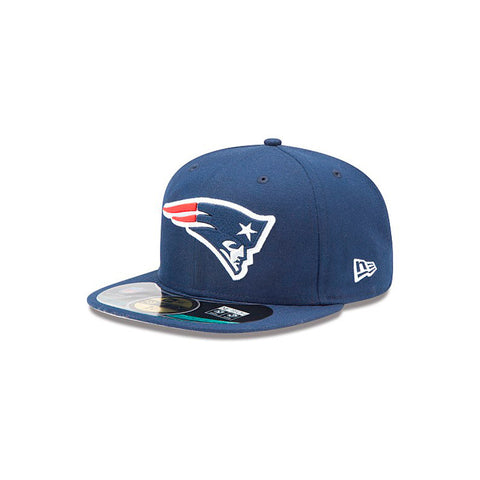 Gorra New Era NFL Patriots 59Fifty Talla 7 1/8
