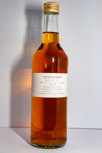 Selected Cask #3 - Rum 10y, Single Cask Barbados, 55,4%VOL, 0,5 L