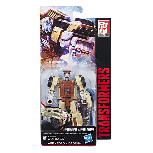 PRE-ORDER Transformers Generations Power of the Primes Legends Wave 3 Outback