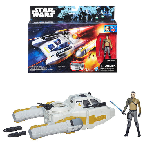 Star Wars: Rogue One Kanan Jarrus (Y-Wing)