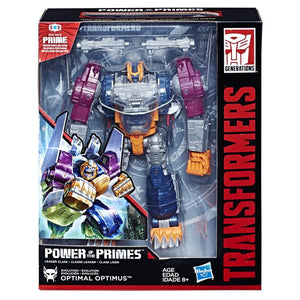 Transformers Generations Power of the Primes Leader Wave 3 Optimus Primal