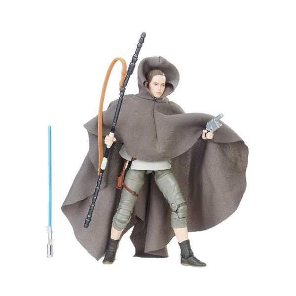 Star Wars: The Black Series Rey (Island Journey)