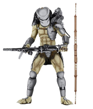 Alien vs. Predator Arcade Appearance Warrior Predator Figure