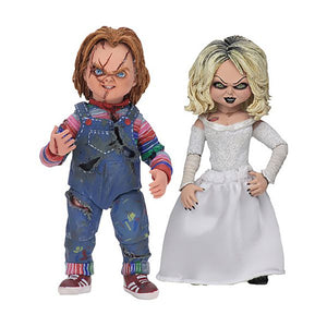 CHUCKY ULTIMATE BRIDE OF CHUCKY ACTION FIGURE 2 PACK