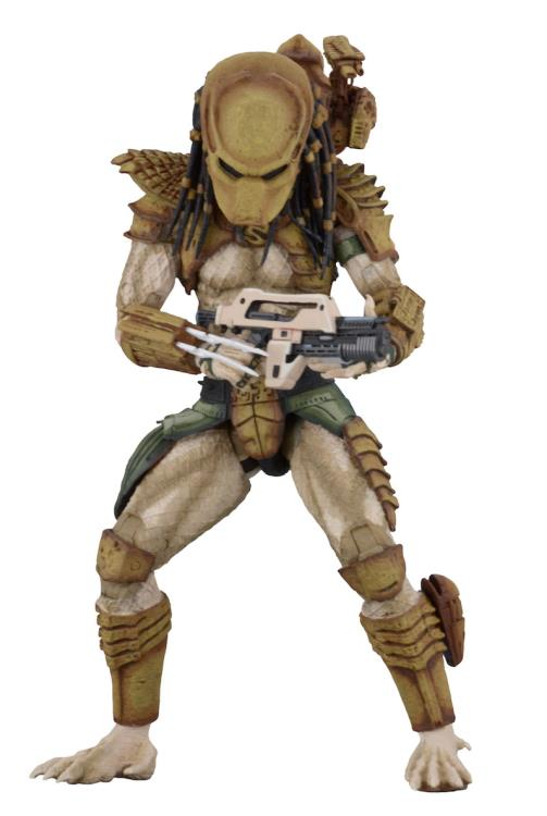 Alien vs. Predator Arcade Appearance Hunter Predator Figure