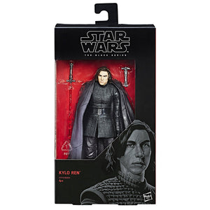 Star Wars Black Series 6inch Action Figure Kylo Ren