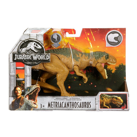 Jurassic World Fallen Kingdom Roarivores Allosaurus