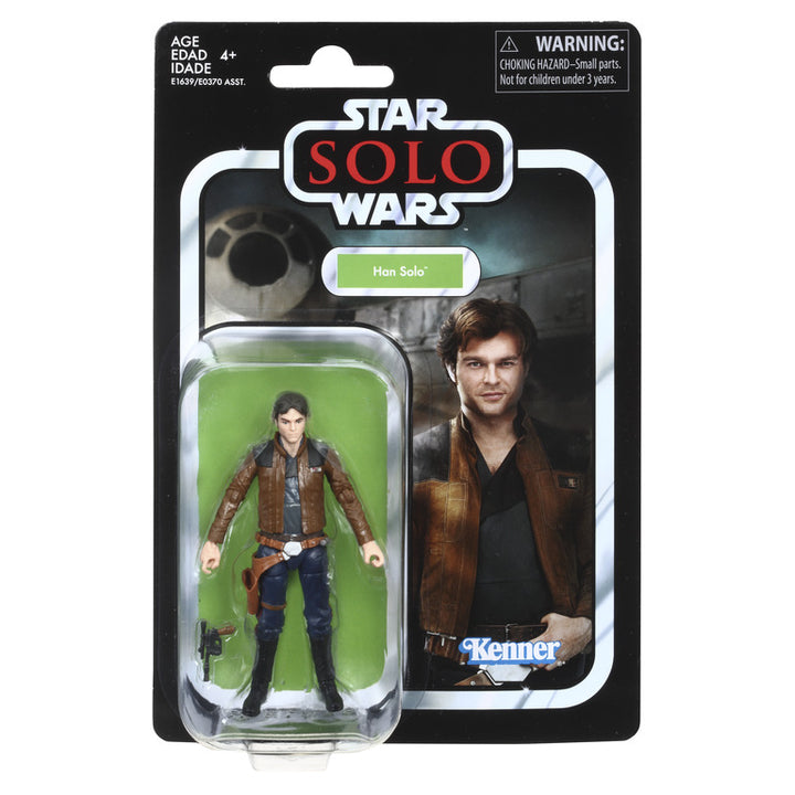The Vintage Collection Han Solo (Solo) Wave 2